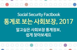 통계로 보는 사회보장, 2017