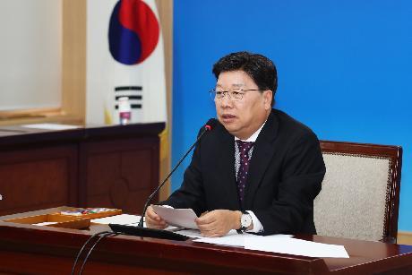 유성복합환승센터 등 30여 현안사업 철저관리 주문